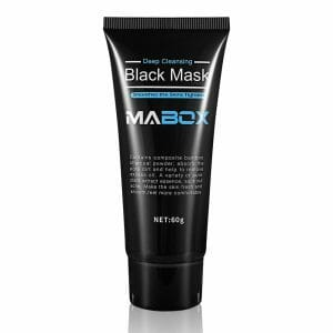 Mabox Black Peel Face Mask