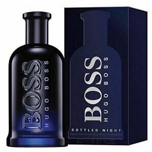 Hugo Boss Eau de Toilette for Men, Boss Bottled Night, 100ml
