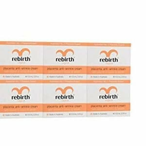Rebirth Placenta & Vitamin E Anti-Wrinkle Cream 100g (6 units)